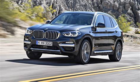 2018 Bmw X3 Revealed, Australian Launch Expected For Next