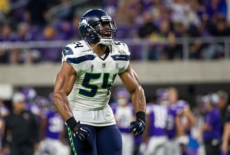 seahawks injury report mlb bobby wagners status