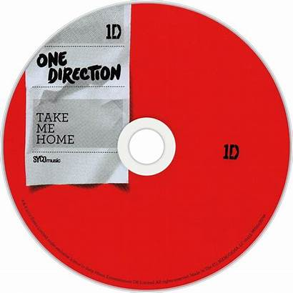 Direction Take Cd Fanart Caratulas Album Tv