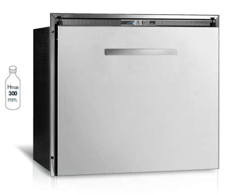 congelatore a cassetto vitrifrigo congelatore 75lt a cassetto 12 24v 38w dw70 btx