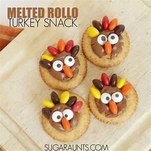 Super Cute Turkey Treats | The OT Toolbox
