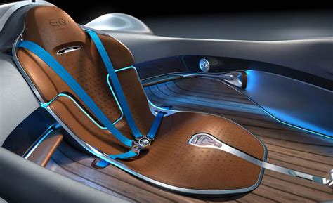 The vision eqs on its current world tour in japan (october 2019). Mercedes-Benz Vision EQ Silver Arrow Concept Interior Design Render