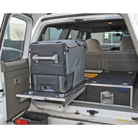 suv drawer system vehicle drawer system 2 drawer vehicle storage 46