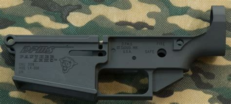 Dpms 308 Stripped Lower  308 Ar