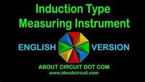 Induction Type Energy Meter Ppt