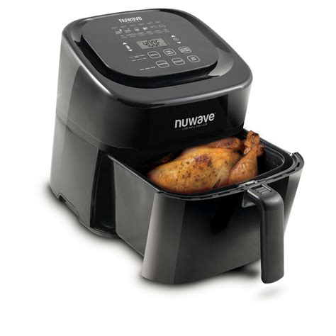 nuwave fryer air brio quart digital bigr