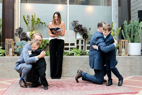 Urban Bohemian Spring Wedding In Long Beach California