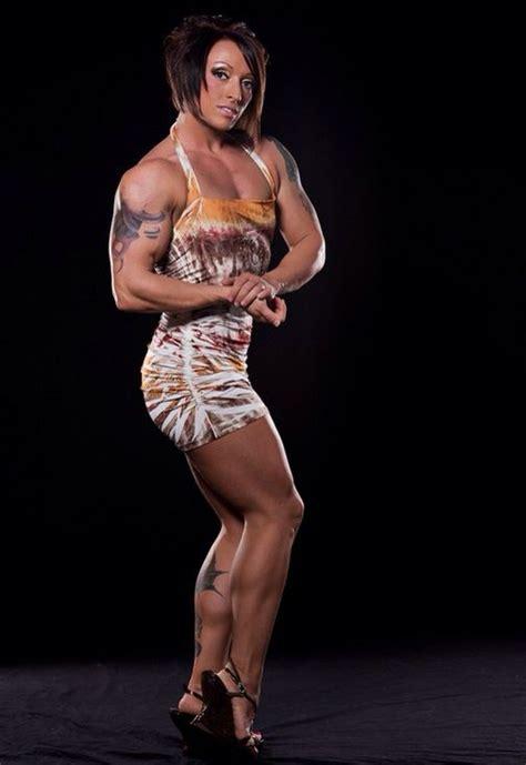 Pin By Full Fbb Y Mas On Fbb Casual Muscle Women