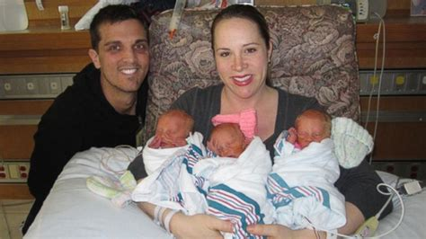 In order to be considered identical in theory, the girls would have to have an identical set of dna. Rare Identical Triplets Born to Pennsylvania Couple Video - ABC News