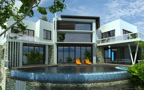 Best New Home Designs Top Ten Modern House Designs 2016