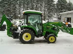 2013 John Deere 3720 Tractors - Compact  1-40hp