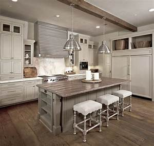 wood countertops design ideas With kitchen colors with white cabinets with you are my sunshine reclaimed wood wall art