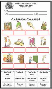 English Fourth Graders U00b4 Zone  First Worksheet