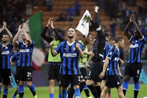 Serie A, Gameweek 7 Preview: 'Angry' Inter Milan Tackle ...