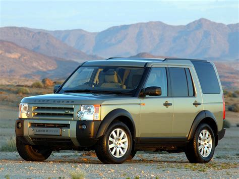 Land Rover Discovery Photo by Land Rover Discovery Iii Picture 93651 Land Rover