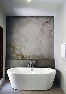 Industrial chic bathroom architetturaxtutti for Bathroom wall