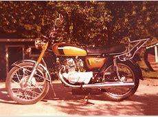 HONDA CB 125 k5 1973