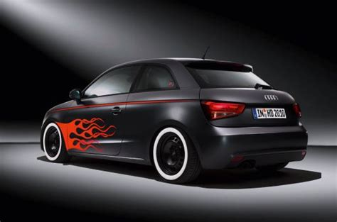 Audi A1 At Wörthersee Tour 2010