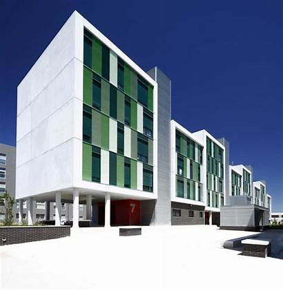 Housing Social Architecture Parla Facade Archdaily Facades