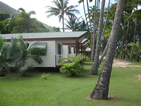 Beachfront Bungalows & Villas