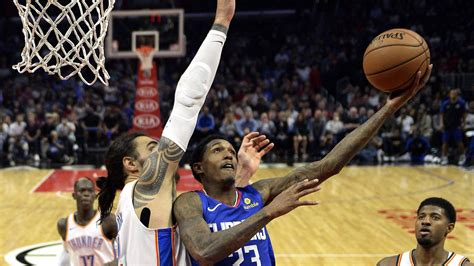 2019 Lou Williams Clippers