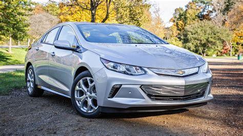 2019 Chevrolet Volt Review Making A Stronger Case For