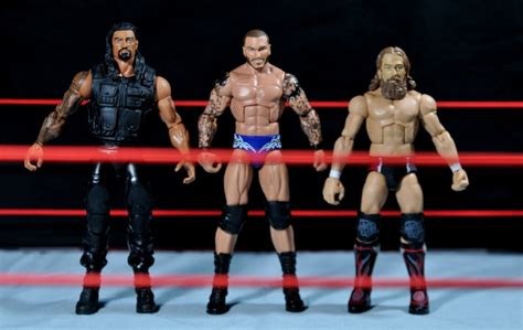 randy orton wwe elite  figure review