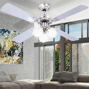 Design Deckenventilator Mit Beleuchtung : eleganter deckenventilator mit beleuchtung und fernbedienung ~ Markanthonyermac.com Haus und Dekorationen
