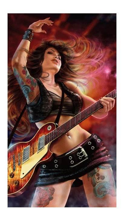 Guitar Player Let Rock Myniceprofile