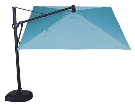 10 square cantilever umbrella akzsq10 swv