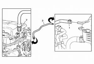 2012 Chevy Cruze Radiator Hose Diagram