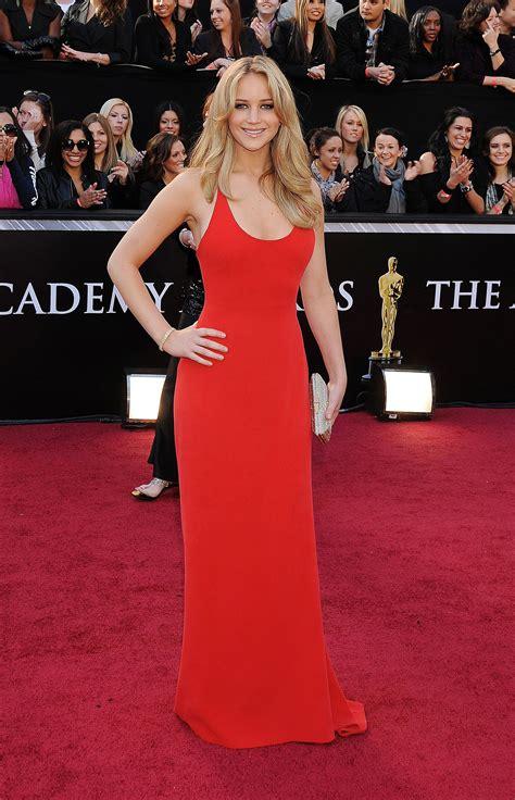 Jennifer Lawrence | Iconic dresses, Best oscar dresses ...