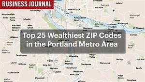 Is your ZIP code one of Portland's wealthiest? (Map ...