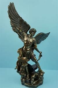 Archangel Michael Statue | www.imgkid.com - The Image Kid ...