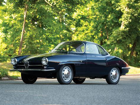 Alfa Romeo 1960 by Rm Sotheby S 1960 Alfa Romeo Giulietta Sprint Speciale