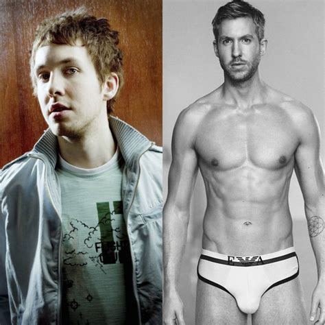 17 Celebrity Men Then & Now: Glow-Up Pictures   Glamour UK