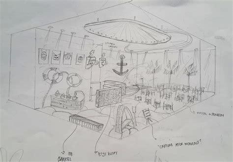 desain interior cafe tradisional desain rumah minimalis