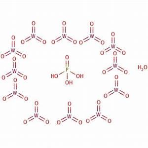Phosphotungstic acid | CAS 12501-23-4 | Santa Cruz Biotech