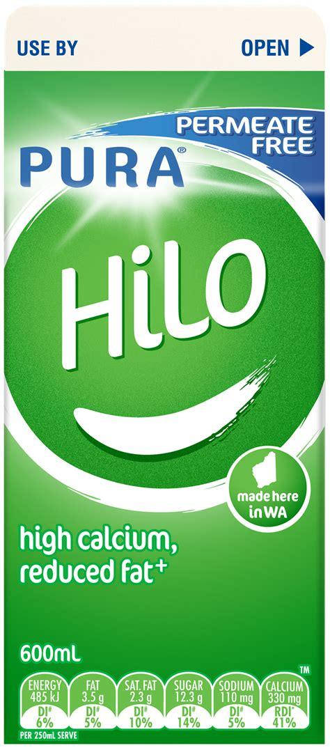 lion dairy drinks pty  pura hilo white milk