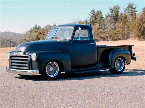 GMC Car : 1948 Gmc Five-window Pickup Truck