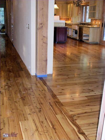 Den And Hallway, Same Kind Flooring Or Different Kind Of