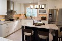 lovely master kitchen plan Lovely And Fabulous Transitional Kitchen Designs - Interior Vogue
