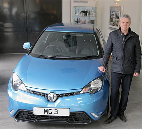 Mg Garage by Mg To Open 26th New Dealership In Past Year Car Dealer