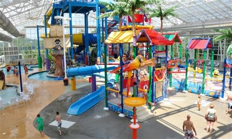 Coupon For Jurassic Jungle Boat Ride by Water Park Day Passes Big Splash Adventure Groupon