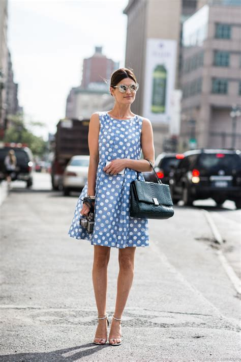 Classy Polka Dot Outfits For Women 2018 | FashionGum.com