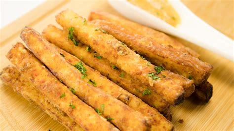 paneer fingers paneer fries recipe easy evening snack paneer recipes youtube
