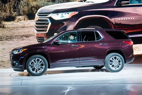 chevy colors 2018 chevy traverse info pics specs wiki gm authority