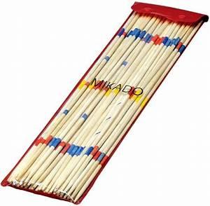 Jeu Mikado Géant : jeu de mikado g ant 50 cm en bois achat vente mikado pas cher ~ Teatrodelosmanantiales.com Idées de Décoration
