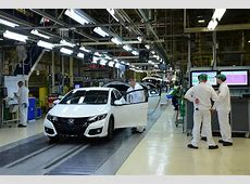 Best of British Honda's Swindon plant is on the up