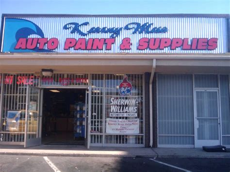 Kearny Mesa Auto Paint & Supplies  39 Photos  Auto Parts
